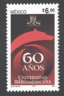 Mexico - Mexique 2003 Yvert 2033, 60th Anniversary Of The Ibero-American University - MNH - México
