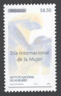Mexico - Mexique 2003 Yvert 2034, International Women's Day - MNH - México