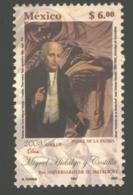 Mexico - Mexique 2003 Yvert 2038, 250th Anniversary Of The Birth Of Don Miguel Hidalgo Y Costilla - MNH - México