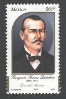 Mexico - Mexique 2003 Yvert 2039, World Teacher's Day  - Portrait Of Gregorio Torres Quintero - MNH - México