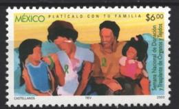 Mexico - Mexique 2003 Yvert 2049, National Week Of Organ Donation - MNH - México