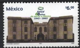 Mexico - Mexique 2003 Yvert 2052, 60th Anniversary Of The Secretariat Of Health - MNH - México