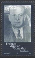Mexico - Mexique 2004 Yvert 2063, Teacher's Day - Portrait Of Enrique Aguilar - MNH - México