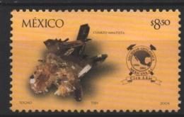 Mexico - Mexique 2004 Yvert 2065, Centenary Of The Mexican Geological Society - MNH - México