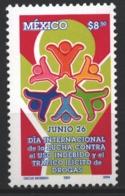 Mexico - Mexique 2004 Yvert 2066, Fight Against Drugs - MNH - México
