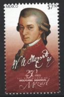 Mexico - Mexique 2006 Yvert 2196, Music Composer Wolfgang Amadeus Mozart - MNH - México