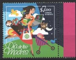 Mexico - Mexique 2017 Yvert 3042, Mother's Day - MNH - México