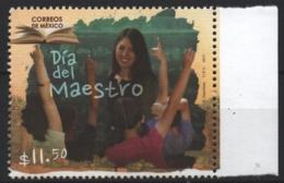 Mexico - Mexique 2017 Yvert 3043, Teacher's Day - MNH - México