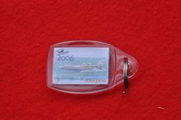 PORTACHIAVI  AEROPLANO RUSSIA - Aviation
