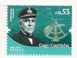 Portugal ** & Volts Of Portuguese History And Culture, Gago Coutinho, Geographer 2019 (6788) - Geography