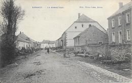 Baranzy - La Grand' Rue - Ed: Victor Caën - Circulé: 1908 - 2 Scans - Musson