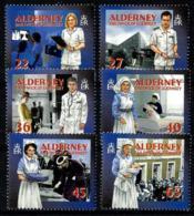 Alderney Nº 168/73 En Nuevo - Alderney