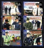 Alderney Nº 219/24 En Nuevo - Alderney
