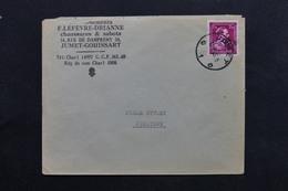 BELGIQUE - Enveloppe Commerciale De Jumet - Gohissart En 1946 Pour Judoigne - L 25102 - Belgium