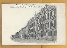 C.P.A. Université Catholique De LILLE - Maison Saint-Camille - Lille