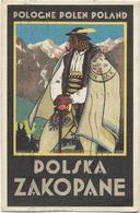 POLOGNE POLEN POLAND - Polska ZAKOPANE. CPA Ayant Circulé En 1931. BE. - Pologne
