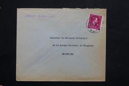BELGIQUE - Enveloppe Commerciale De Tournai En 1946 Pour Bruxelles - L 25103 - Belgium