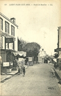 SAINT-PAIR-SUR-MER  - Route De Bouillon - Saint Hilaire Du Harcouet