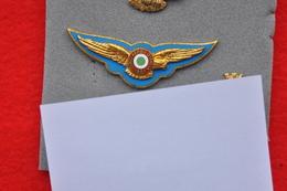 SPILLA  GIRO AEREO DI SICILIA 1983 - Aviation