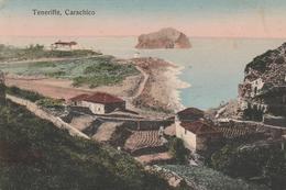 ESPAGNE CANARIES TENERIFE - CARACHICO Vers 1920 - Tenerife