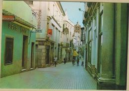 Zafra - Cpm / Calle Sevilla. - Badajoz