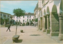 Zafra - Cpm / La Plaza Grande. - Badajoz