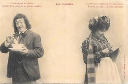 THEME BERGERET LES COMBLES - Bergeret