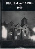D95. DEUIL-LA-BARRE EN 1900. - Ile-de-France