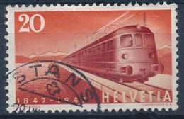 """HELVETIA - Mi Nr 486 - Cachet  """"STANS"""" - (ref. 1160) - Suisse"""