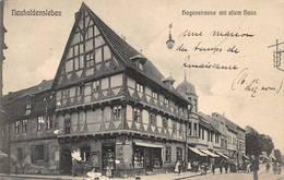 Neuhaldensleben Attention à L'état - Allemagne