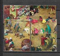 België 1967 Y&T Nr 1437/42* * - Belgique