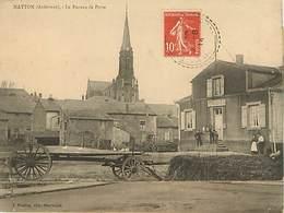 08 Matton Le Bureau De Poste - France
