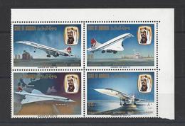 BAHREIN.  YT  N° 241/244  Neuf **   1976 - Bahreïn (1965-...)