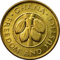 Monnaie, Ghana, 50 Pesewas, 1984, SUP, Laiton, KM:24 - Ghana
