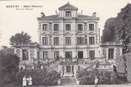 27 /BERNAY / HOTEL MODERNE / RUE DES CHAMPS - Bernay