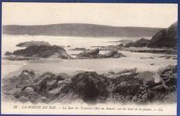 29 CLEDEN-CAP-SIZUN La Baie Des Trépassés Boë An Anaôn, Vue Du Haut De La Falaise - Cléden-Cap-Sizun