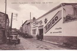 63 / LEZOUX / GRAND GARAGE / ROUTE DE BILLOM - Lezoux