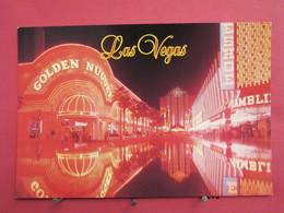 Etats Unis - Nevada - Downtown Las Vegas - Excellent état - Scans Recto-verso - Las Vegas