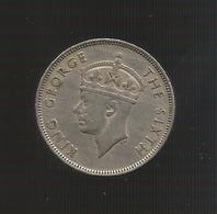 MAURITIUS - ONE RUPEE (1950) King George VI - Mauritius