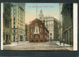CPA - Old State House, BOSTON - Boston