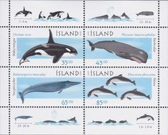 IJsland    .   Yvert     . Bloc  23        .    **  .    Postfris ZONDER Plakker    .   /    .   MNH - Blokken & Velletjes