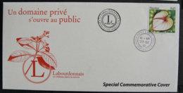 ILE MAURICE - MAURITIUS - 2010 - COMMEMORATIVE - LABOURDONNAIS - UN CHATEAU DANS LA NATURE - Maurice (1968-...)