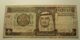1984 - Arabie Saoudite - Saudi Arabian - ONE RIYAL - 204/414478 - Saudi-Arabien