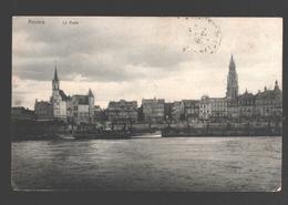 Antwerpen / Anvers - La Rade - 1905 - Enkele Rug - Antwerpen