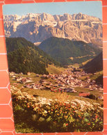 Selva Di Val Gardena Dolomiti (Bolzano) Cartolina Viaggiata 198... - Italia