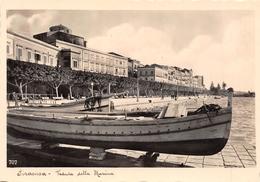 "Italie - Sicile - SIRACUSA - Syracuse - Vedula Della Marina - Barque ""Ciuseppina"" - Non Classés"