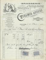 BRASSERIE TERLINCK-LOISEAU - HOUTHEM LEZ FURNES - Belgique