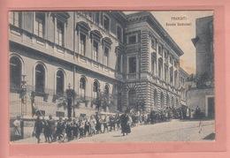 OLD POSTCARD - ITALY - ITALIA -      ROMA - FRASCATI - SCUOLE - Altre Città