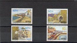 1996 ERITREA -  Railway - Eritrea