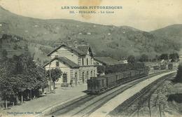 88 - Bussang - La Gare - Bussang